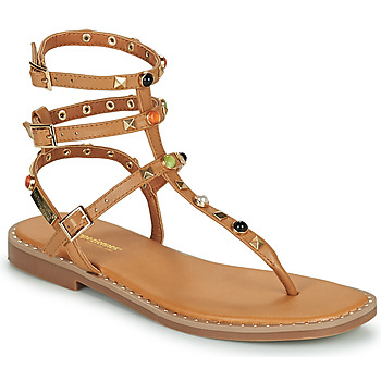 Shoes Women Sandals Les Tropéziennes par M Belarbi CALVA Brown