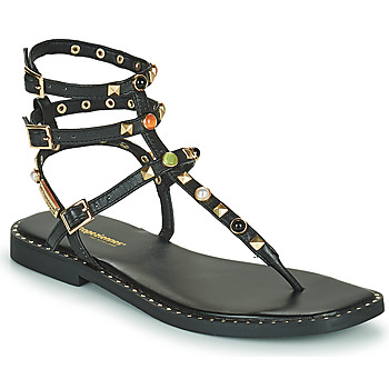 Shoes Women Sandals Les Tropéziennes par M Belarbi CALVA Black