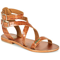 Shoes Women Sandals Les Tropéziennes par M Belarbi OCEANIA Tan