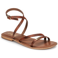Shoes Women Sandals Les Tropéziennes par M Belarbi MANAKA Brown