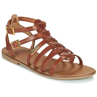 Shoes Women Sandals Les Tropéziennes par M Belarbi HICELOT Brown