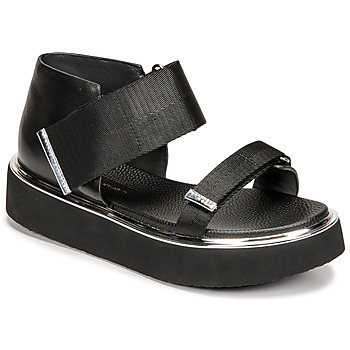 Shoes Women Sandals United nude VITA SANDAL LO Black