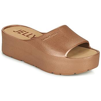 Shoes Women Mules Lemon Jelly SUNNY Gold