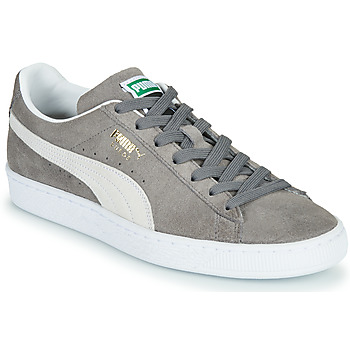 Shoes Low top trainers Puma SUEDE Grey