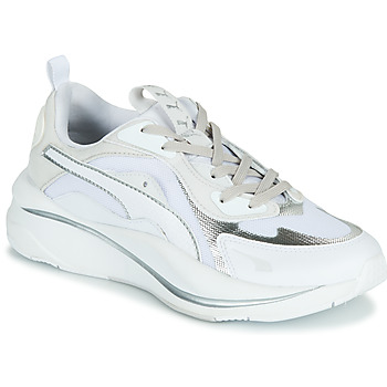 Shoes Women Low top trainers Puma RS CURVE GLOW White