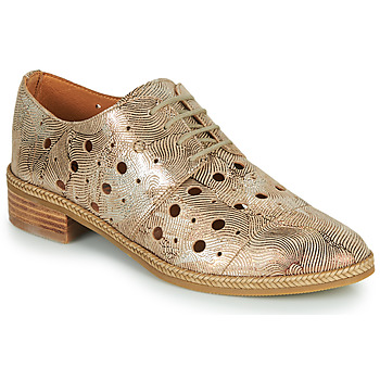 Shoes Women Derby shoes Mam'Zelle SUPER Beige