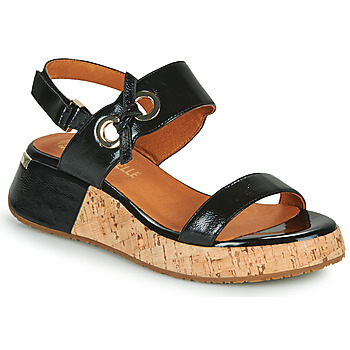 Shoes Women Sandals Mam'Zelle CLIP Black
