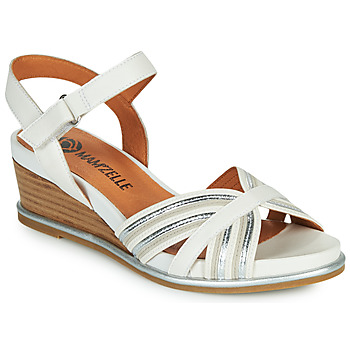 Shoes Women Sandals Mam'Zelle NOUGAT White