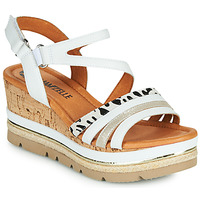 Shoes Women Sandals Mam'Zelle PLACEBO White