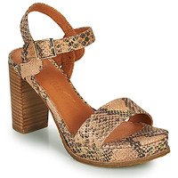 Shoes Women Sandals Mam'Zelle JAIN Beige