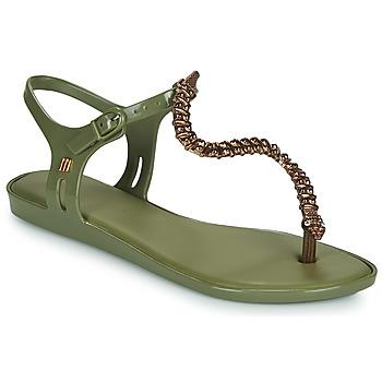 Shoes Women Sandals Melissa SOLAR - BO.BO AD Green