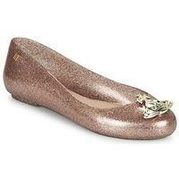 Shoes Women Ballerinas Melissa VIVIENNE WESTWOOD ANGLOMANIA - SWEET LOVE II Pink