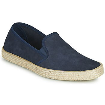 Shoes Men Loafers 1789 Cala AZUR ESCALE Blue