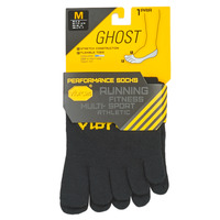 Accessorie Sports socks Vibram Fivefingers GHOST Black
