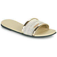 Shoes Women Mules Havaianas YOU TRANCOSO PREMIUM Beige