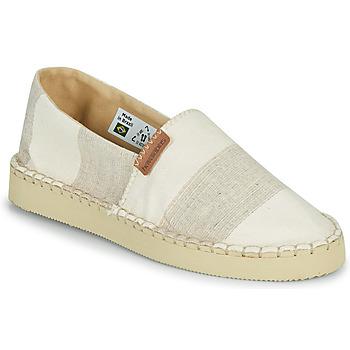 Shoes Espadrilles Havaianas ESPADRILLE CLASSIC FLATFORM ECO Beige
