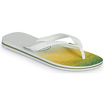 Shoes Flip flops Havaianas BRASIL FRESH White