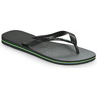 Shoes Flip flops Havaianas BRASIL FRESH Black