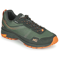 Shoes Men Hiking shoes Millet HIKE UP GORETEX Green / Black