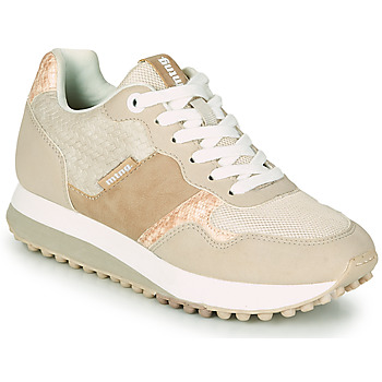 Shoes Women Low top trainers MTNG 60033 Beige