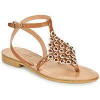 Shoes Women Sandals Tosca Blu PERLA Camel