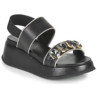 Shoes Women Sandals Tosca Blu BLENDA Black