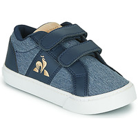 Shoes Children Low top trainers Le Coq Sportif VERDON CLASSIC INF Blue