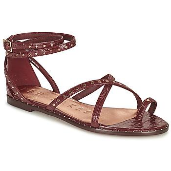 Shoes Women Sandals Ted Baker MATHAR Brown