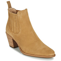 Shoes Women Mid boots Muratti RESEDA Cognac