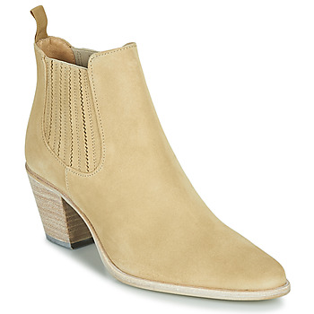 Shoes Women Mid boots Muratti RESEDA Beige