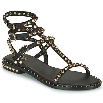Shoes Women Sandals Ash PLAY Black