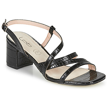 Shoes Women Sandals Les Petites Bombes BERTHA Black