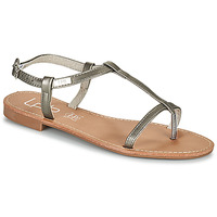 Shoes Women Sandals Les Petites Bombes BULLE Grey