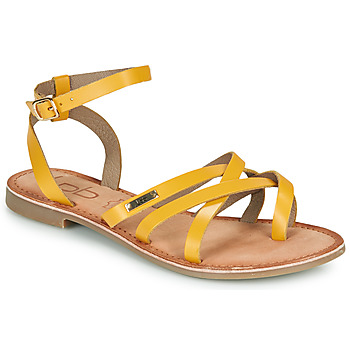Shoes Women Sandals Les Petites Bombes BERYLE Yellow