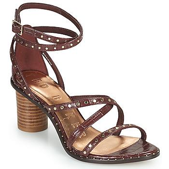 Shoes Women Sandals Ted Baker KATHAR Brown