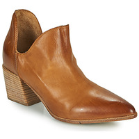 Shoes Women Low boots Moma OSTUMI Brown