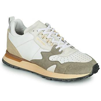 Shoes Men Low top trainers Moma CRAFTS White / Grey