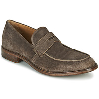 Shoes Men Loafers Moma NOTTINGHAM Brown
