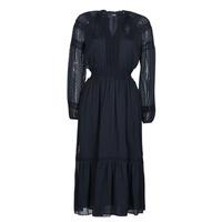 material Women Long Dresses Lauren Ralph Lauren JAIRA Blue