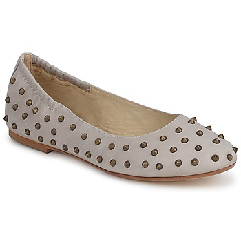 Shoes Women Ballerinas Now CROTONE Beige
