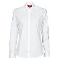 material Women Shirts BOTD OWOMAN White