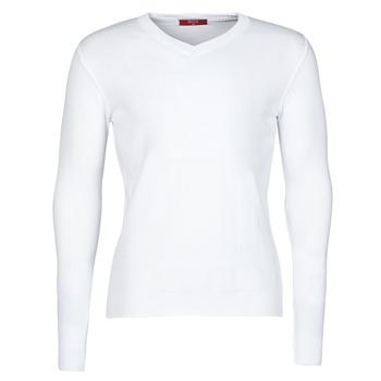material Men jumpers BOTD OOMAN White