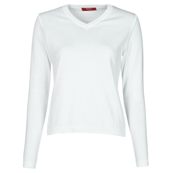 material Women jumpers BOTD OWOXOL White