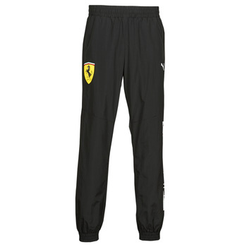 material Men Tracksuit bottoms Puma STREET PANT Black
