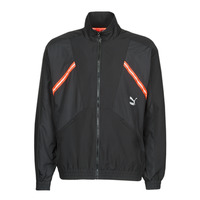 material Men Jackets Puma WVN JACKET Black / Red