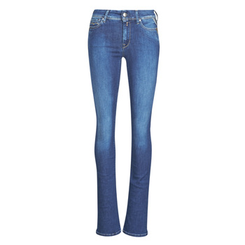 material Women bootcut jeans Replay LUZ Super / Light / Blue