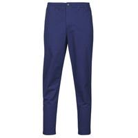material Men 5-pocket trousers Polo Ralph Lauren PANTALON CHINO PREPSTER AJUSTABLE ELASTIQUE AVEC CORDON INTERIEU Marine