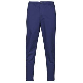 material Men 5-pocket trousers Polo Ralph Lauren PANTALON CHINO PREPSTER AJUSTABLE ELASTIQUE AVEC CORDON INTERIEU Marine