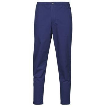 material Men 5-pocket trousers Polo Ralph Lauren PANTALON CHINO PREPSTER AJUSTABLE ELASTIQUE AVEC CORDON INTERIEU Navy