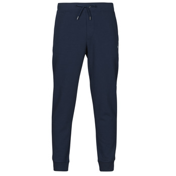 material Men Tracksuit bottoms Polo Ralph Lauren PANTALON DE JOGGING EN DOUBLE KNIT TECH LOGO PONY PLAYER Marine